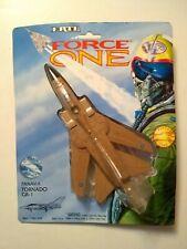 ERTL Force One Panavia Tornado GR-1 Die Cast Model Fighter Jet Vintage 1993