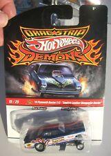 Hot Wheels Drag Strip Demons Mongoose Tom McEwen  # 15 OF 25
