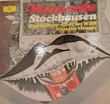 Stockhausen. Momente. Europa Version 1972, Vinyl Box 3 LPs