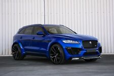 Jaguar F-Pace Lumma CLR F Body Kit Genuine Parts