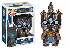 Funko POP Games World of Warcraft Arthas Vinyl Figure , New, Free Shipping