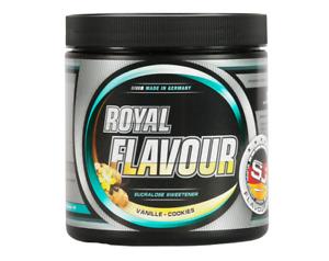 Supplement Union Royal Flavour 250g Aroma Pulver für Eiweiß Quark Joghurt
