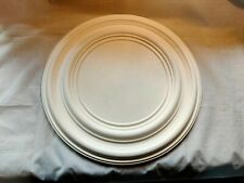 Plaster Ceiling Rose Victorian design with large centre - 405mm