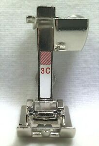 BERNINA BUTTONHOLE FOOT WITH SENSOR - NO 3C - FOR 9MM SEWING MACHINES