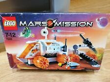LEGO 7648 MT-21 Mobile Mining Unit   MARS MISSION   NEW AND SEALED