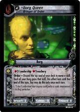 Star Trek CCG 2E Call To Arms Borg Queen, Bringer of Order 3S122