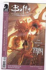 BUFFY THE VAMPIRE SLAYER #16 / FRAY / WHEDON / MOLINE / DARK HORSE COMICS / 2008