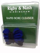 Rigby & Nash .22 Rifle Rapid Bore Cleaner / Bronze Brush & Swab Snake Type