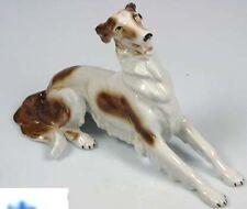 Barsoi Windhund Figur Hund hundefigur gräfenthal porzellan