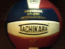TACHIKARA SV-5WI INTERNATIONAL VOLLEYBALL NEW volley balls