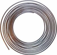 8MM OD x 7.5MTR CUPRO NICKEL (KUNIFER) BRAKE FUEL PIPE