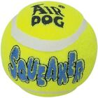 Kong Dog Toy ....Air Kongs Squeaky Squeaker Standard Tennis Ball Size 3 Pack