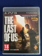 The Last Of Us Sony Playstation 3
