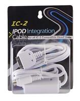 Power Acoustic IC-2 Full Function iPod / iPhone Multimedia Input Connection Cord