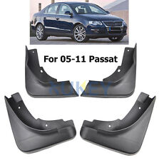 FIT FOR 2006~2011 VW PASSAT B6 SALOON MUD FLAPS MUDFLAP SPLASH GUARDS MUDGUARDS
