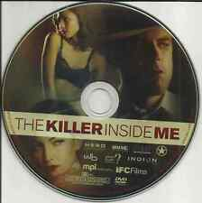 Disc Only: The Killer Inside Me (2010 DVD)  Free Shipping
