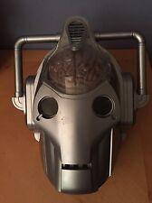 Doctor Who Cyberman Maschera CASCO suoni Prop voce cambiando Cybermen cervello