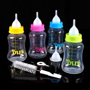 150ml Pet Puppy Kitten Feeding Bottles Care Feeder Nursing Bottle Water Milk