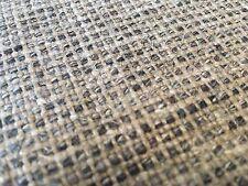 Rogers & Goffigon Linen Tweed Upholstery Fabric Galaxy Cartwheel 8.1yd 850005-07
