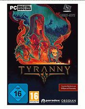 Tyranny Commander Edition Steam Key Pc Game Code Download [Blitzversand]