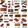 Cake Decorating Moulds Candy Cookies Chocolate Fondant DIY Baking Mold Silicone