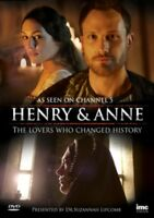 Nuovo Henry & Anne - The Lovers Who Changed Storia DVD