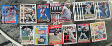 (22) Assorted Kent Hrbek Trading Cards 1984-93 (12 different cards)
