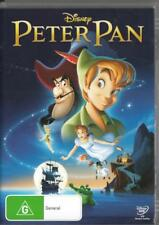 PETER PAN - DISNEY - NEW & SEALED REGION 4 DVD FREE LOCAL POST