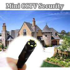Small Mini CCTV Security Surveillance Audio Hidden Outdoor Indoor Spy Camera New