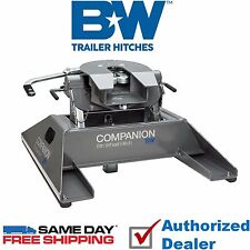 RVK3500 B&W Companion 5th Wheel RV Gooseneck Hitch Adapter 20,000 LBS GTW