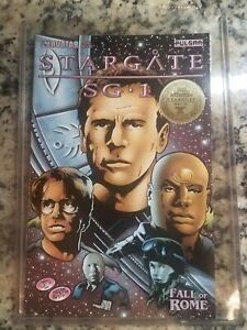 STARGATE SG-1: Fall of Rome Prequel New York Con Edition Avatar/Pulsar 1 of 750