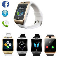 Bluetooth Smart Watch Wrist GSM Phone Phone for Android Samsung Huawei LG HTC