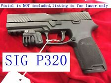 Rechargeable MINI Compact GREEN Laser for pistol FN 9C Sig Mosquito SW.40 Sdv90
