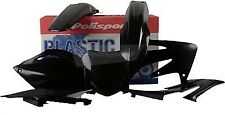 Plastic Kit Polisport Black 90144 for Honda CRF250R 2008-2009
