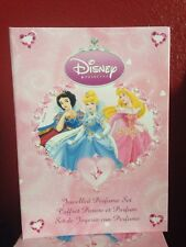 Disney Princess Jewelled Perfume Gift Set - New