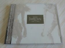 CD OST SOUNDTRACK THE SONGS FOR DEATH NOTE TRIBUTE 14 TITRES JAPAN NEUF