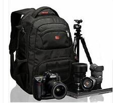 "15.6""Laptop bag Backpack DSLR Camera Bag Case For Canon Nikon Sony Pentax"