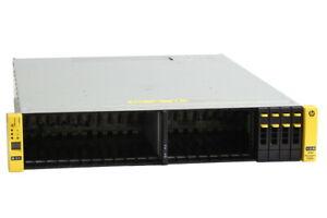 """HP 3PAR StoreServ 7200c // 2x Controller Modul, 2x 764W PSU, 19"""" Rails"""