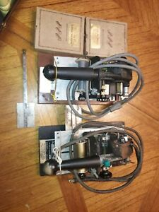 2 Franklin Hot Foil Stamp Imprinter Machine's WITH EXTRAS (UNTESTED)