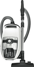 Miele SKCR3 Blizzard Cx1 Excellence Powerline Bagless Vacuum Cleaner - White Lotus