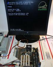 Biostar M5ATC Rev 1.0 Socket 7 Motherboard ALI PCI Ram Vintage ISA
