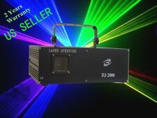 2W 2000mW RGB Full Colors Laser light  DMX ILDA  Laser light