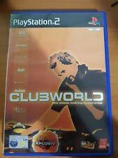 EJAY CLUBWORLD - PLAYSTATION 2 PS2 USATO