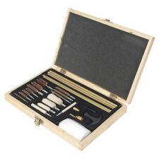 Jack Pyke Multi Gun Cleaning Kit All-In-1 Gun Care Maintenance Rods Mops Brushes