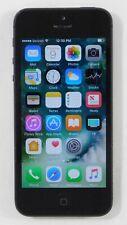 Apple iPhone 5 - 32GB - Verizon + Unlocked - Black Smartphone