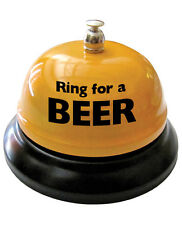 Very Cool Ozze Creations Ring for a Beer Table Bell (perfect for party)