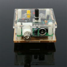 Diy 9-13.8V S-Pixie Cw Qrp Shortwave Radio Transceiver 7.023Mhz Kit With Case