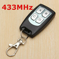433Mhz Transmitter Wireless Remote Control Switch 6V 4CH Channel