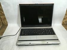 Toshiba Satellite M65-S809 No HDD/ 512 MB Ram/ Dead/ Does Not Power On- FT