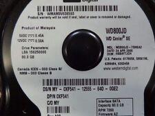 Dell 0XF541 80-GB 7.2K 3.5 in (ca. 8.89 cm) SATA HARD DISK CON CADDY 0F238F